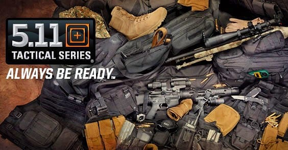 5.11 Tactical Brand Image